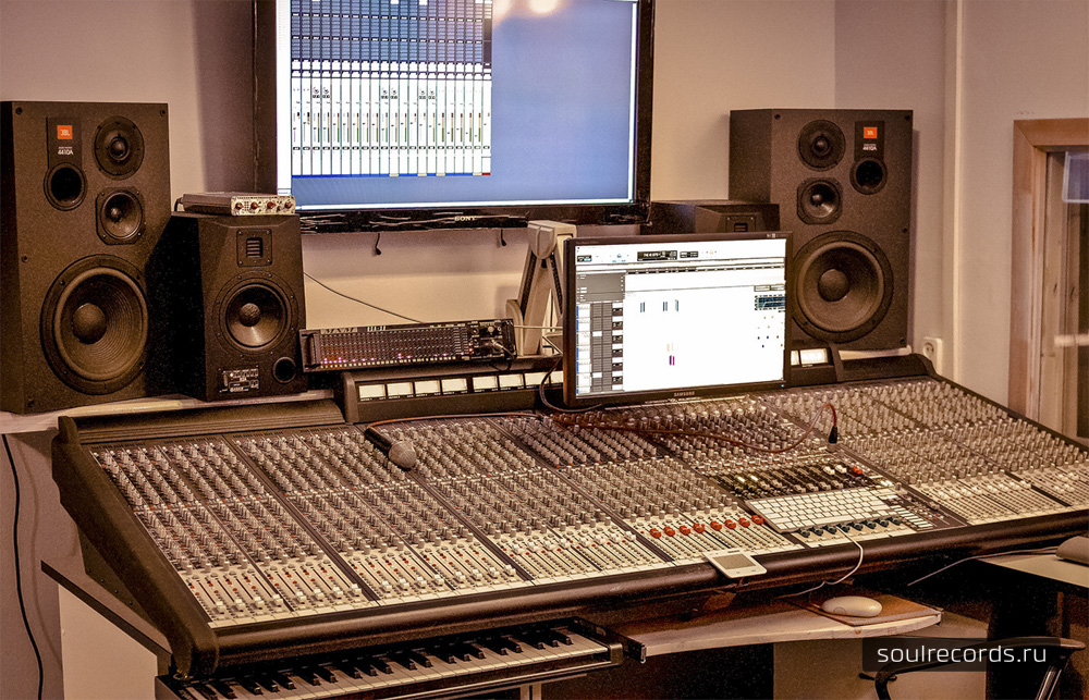 Epos Studio - Soulrecords